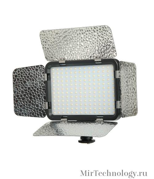 Осветитель светодиодный Falcon Eyes LedPRO 168BD Bi-color накамерный