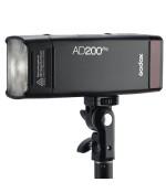 Вспышка аккумуляторная Godox Witstro AD200Pro (со шторками BD-07)