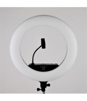 Светодиодный кольцевой осветитель FST RL-48RC