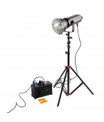 Осветитель светодиодный GreenBean SunLight PRO 400 LED