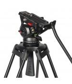 Видеоштатив GreenBean HDV Elite 518 FastLock черный