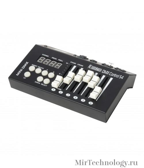 Пульт GreenBean DMX Control 54