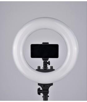 Светодиодный кольцевой осветитель FST RL-40BL