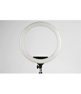 Светодиодный кольцевой осветитель FST RL-48RGB