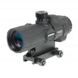 Прицел оптический Veber Wolf Prismatic 4x32 RGB
