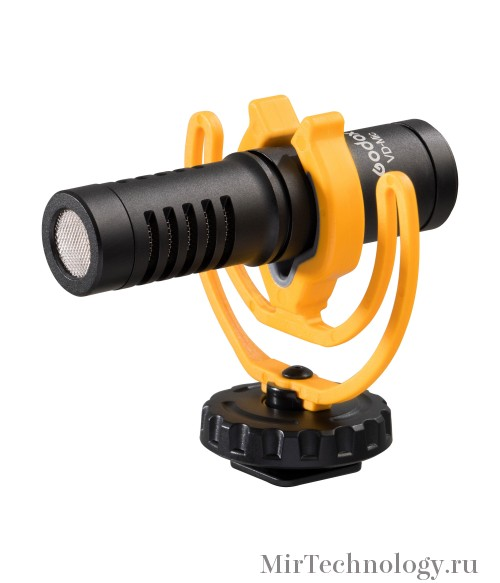 Микрофон пушка Godox VD-Mic накамерный