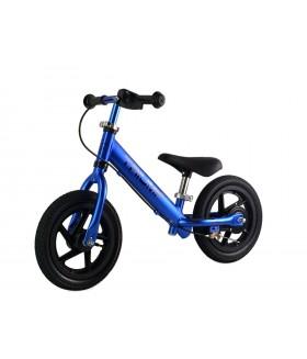 Беговел Triumf active AL-1201TW blue на надувных колесах и с ручным тормозом