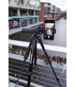 Manfrotto MKSCOMPACTACNBK Compact Action Smart штатив для телефона с держателем