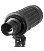 Монокуляр Veber Monty 18x70 BR черный