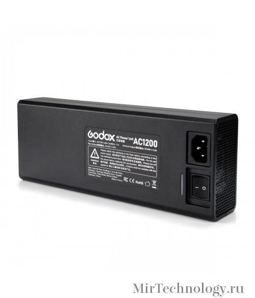 Сетевой адаптер Godox AC1200 для AD1200Pro