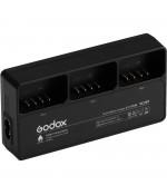 Зарядное устройство Godox VC26T Multi для VB26