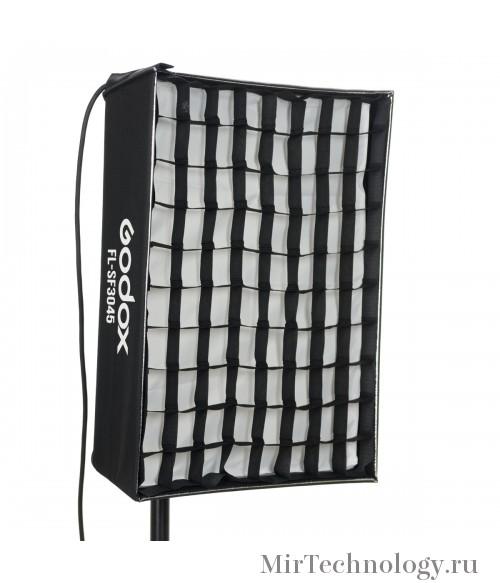Софтбокс Godox FL-SF 3045 с сотами для FL60