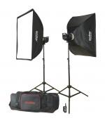 Комплект студийного оборудования Godox MS300-F