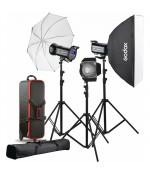 Комплект студийного оборудования Godox QS400II-D