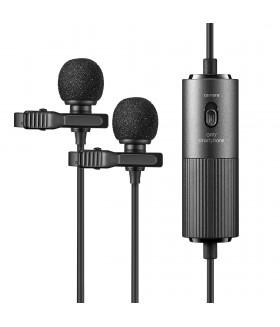 Микрофон петличный Godox LMD-40C двойной
