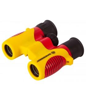 Бинокль детский Bresser Junior 6x21, желтый