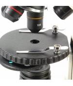 Микроскоп Микромед Эврика 40x –1280х в текстильном кейсе