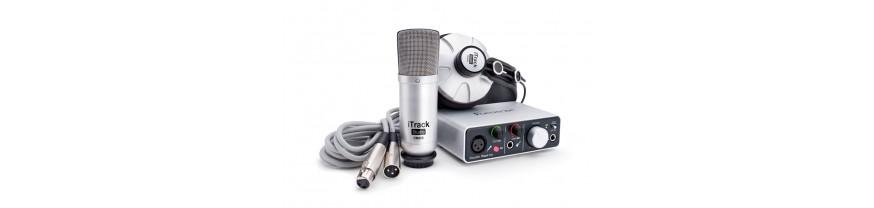 Профессиональное аудио-оборудование