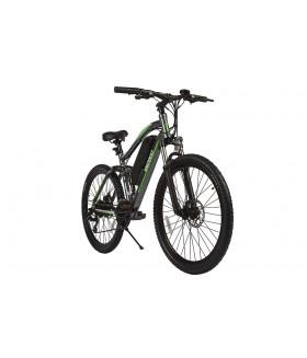 Велогибрид Eltreco FS 900 26 Серо - зеленый