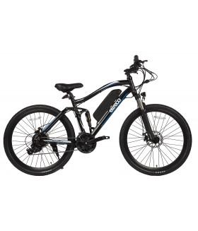 Велогибрид Eltreco FS 900 26 Черно - синий