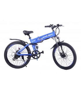 Велогибрид Eccoffect H-SLIM Синий
