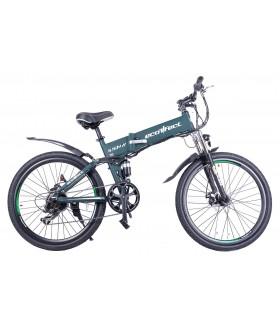 Велогибрид Eccoffect H-SLIM Зеленый