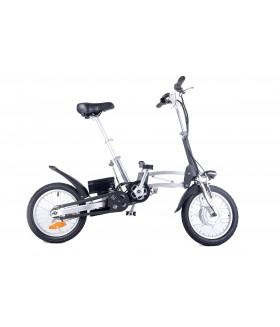 Велогибрид Eccoffect Cameo shrinker Черный
