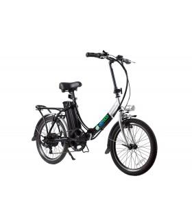 Велогибрид Eltreco Good LITIUM 350W Черный