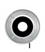 Рефлектор Godox RFT21W (серебро) для R1200
