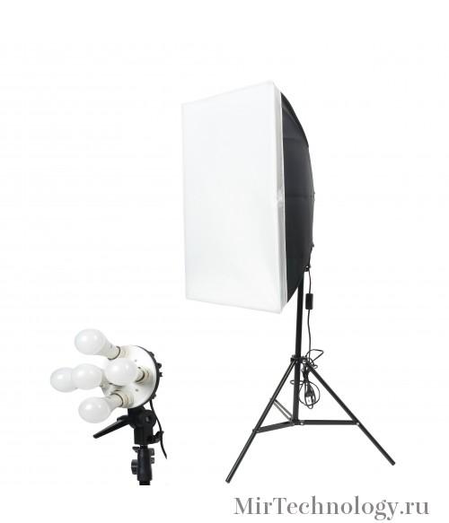 Комплект студийного оборудования Falcon Eyes KeyLight 518LED SB5070 KIT