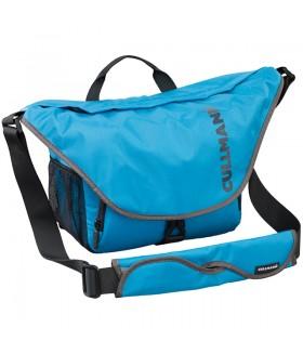 CULLMANN сумка для фото оборудования  MADRID sports Maxima 125 cyan/grey, серо голубая