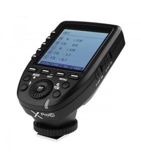 Пульт-радиосинхронизатор Godox Xpro-C TTL для Canon