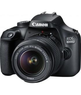 Зеркальный фотоаппарат Canon EOS 4000D Kit EF-S 18-55 DCIII