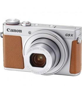 Компактный фотоаппарат Canon PowerShot G9 X Mark II silver