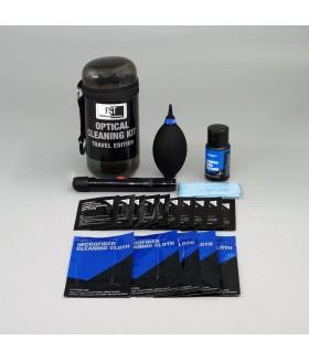 FST TRAVEL KIT-01 набор для чистки оптики серый