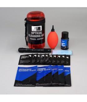 FST TRAVEL KIT-02 набор для чистки оптики красный