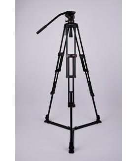 Профессиональный штатив FST TH609A с видеоголовой