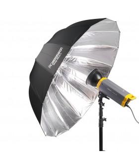 Зонт-отражатель GreenBean Deep silver L (130 cm)