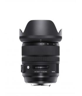Объектив Sigma AF 24-70mm f/2.8 DG OS HSM Art Nikon