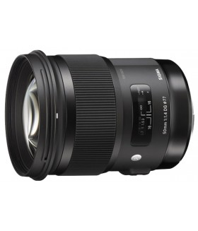 Объектив Sigma AF 50mm f/1.4 DG HSM Art Canon EF