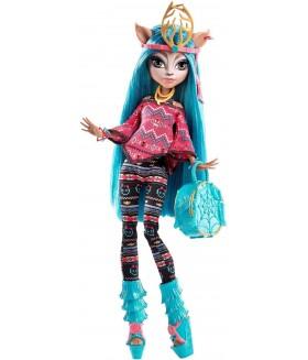 Кукла Monster High Изи Даундэнсер из коллекции - Монстры по обмену