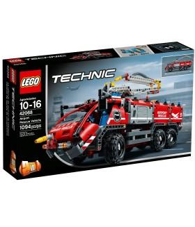 Конструктор LEGO Technic 42068 Автомобиль спасательной службы аэропорта