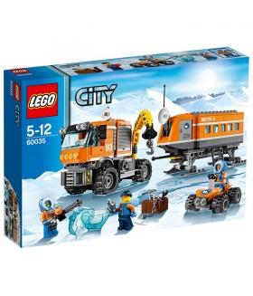 Конструктор LEGO City 60035 Передвижная арктическая станция