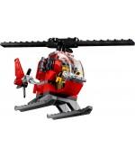 Конструктор LEGO City 60174 Полицейский участок в горах