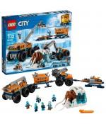 Конструктор LEGO City 60195 Передвижная арктическая база
