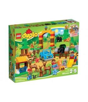 Конструктор LEGO Duplo 10584 Лесной заповедник