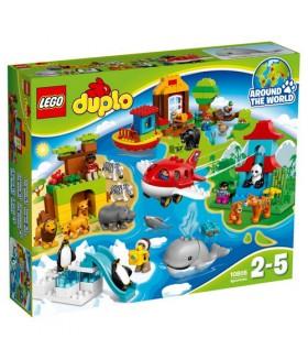 Конструктор LEGO Duplo 10805 Вокруг света