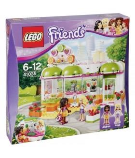 Конструктор LEGO Friends 41035 Хартлейк Сок-Бар