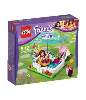 Конструктор LEGO Friends 41090 Маленький бассейн Оливии