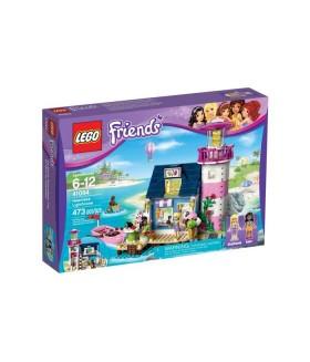 Конструктор LEGO Friends 41094 Маяк Хартлейк Сити
